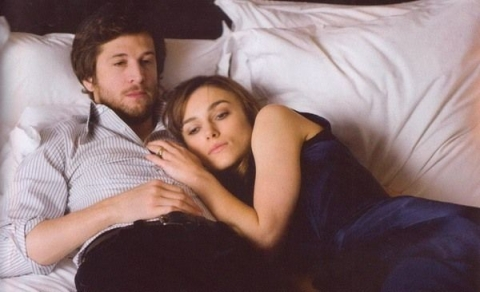 Last Night Clip VO  Keira Knightley Guillaume Canet