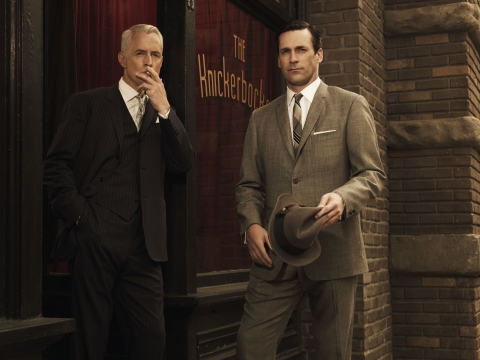 Mad Men  Characters  TV Tropes