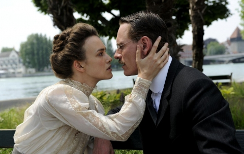 Amazoncom A Dangerous Method Keira Knightley Viggo