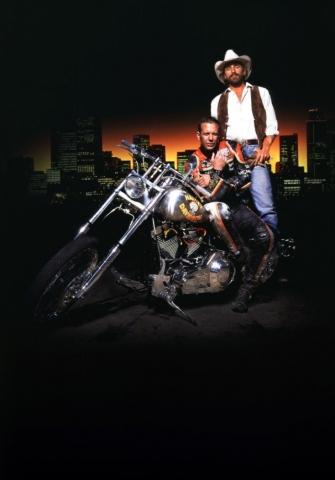 «Мотоцикл Из Фильма Харлей-дэвидсон И Ковбой Мальборо» / 2006