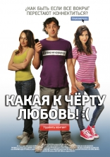 фильм Какая к черту любовь? :( Que pena tu vida 2010