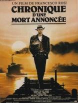 фильм Хроника объявленной смерти Cronaca di una morte annunciata 1987