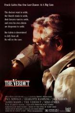 фильм Вердикт Verdict, The 1982