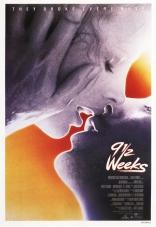 фильм 9 1/2 недель Nine 1/2 Weeks 1986