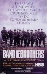 фильм Братья по оружию Band of Brothers 2001