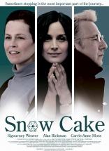 фильм Снежный пирог Snow Cake 2006