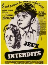 фильм Запрещенные игры Jeux interdits 1952