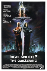 фильм Горец II Highlander II: The Quickening 1991