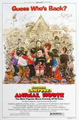 фильм Зверинец Animal House 1978