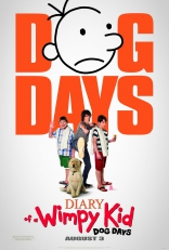 ����� ������� ������� 3* Diary of a Wimpy Kid: Dog Days 2012