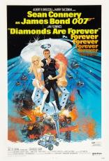 фильм Бриллианты навсегда Diamonds Are Forever 1971