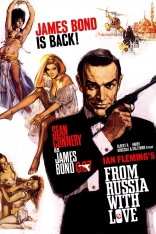 ����� �� ������ � ������� From Russia with Love 1963