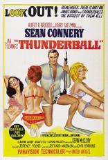 фильм Шаровая молния Thunderball 1965