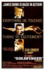 фильм Голдфингер Goldfinger 1964