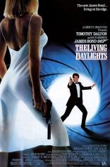 фильм Искры из глаз Living Daylights, The 1987