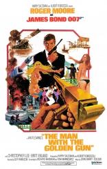 фильм Человек с золотым пистолетом Man with the Golden Gun, The 1974