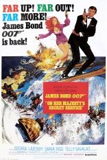 фильм На секретной службе Её Величества On Her Majesty's Secret Service 1969