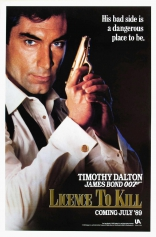 фильм Лицензия на убийство Licence to Kill 1989