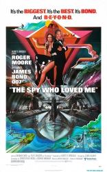 фильм Шпион, который меня любил Spy Who Loved Me, The 1977