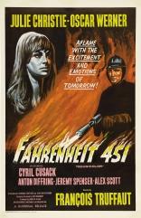 фильм 451 градус по Фаренгейту Fahrenheit 451 1966