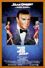фильм Никогда не говори «никогда» Never Say Never Again 1983