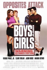 ����� �������� � ������� Boys and Girls 2000