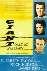 фильм Гигант Giant 1956