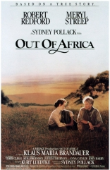 фильм Из Африки Out of Africa 1985