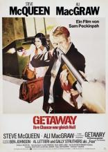 фильм Побег Getaway, The 1972
