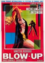 фильм Фотоувеличение Blowup 1966