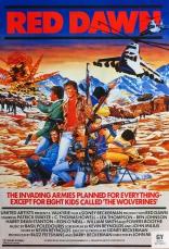 фильм Красный рассвет Red Dawn 1984