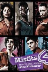 фильм Плохие Misfits 2009-2013