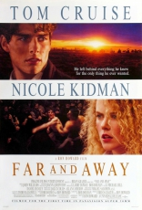 ����� ������-������ Far and Away 1992