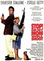 фильм Стой! Или моя мама будет стрелять Stop! Or My Mom Will Shoot 1992