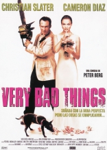 фильм Очень дикие штучки Very Bad Things 1998