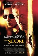фильм Медвежатник Score, The 2001