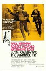 фильм Буч Кэссиди и Сандэнс Кид Butch Cassidy and the Sundance Kid 1969