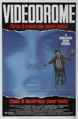 фильм Видеодром Videodrome 1983