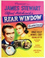 ����� ���� �� ���� Rear Window 1954