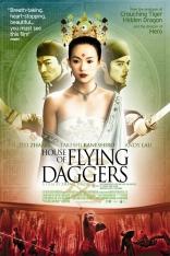 фильм Дом летающих кинжалов Shi mian mai fu 2004