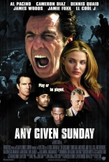 ����� ������ ����������� Any Given Sunday 1999