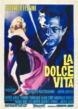 фильм Сладкая жизнь Dolce Vita, La 1960