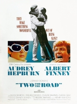 фильм Двое на дороге Two for the Road 1967