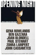 фильм Премьера Opening Night 1977
