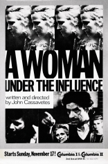 ����� ������� ��� �������� Woman Under the Influence, A 1974