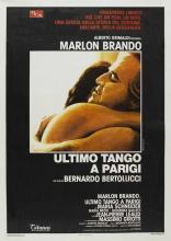 фильм Последнее танго в Париже Ultimo tango a Parigi 1972