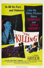 фильм Убийство Killing, The 1956