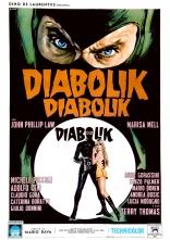 фильм Дьяболик Diabolik 1968