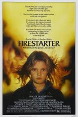 фильм Воспламеняющая взглядом Firestarter 1984