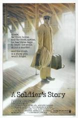 фильм Армейская история Soldier's Story, A 1984